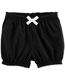 Carter's Baby Girls Cotton Bubble Shorts