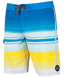 "Rip Curl Men's Mirage Accelerate Stripe 21"" Board Shorts"