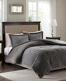 Arctic 3-Pc. Full/Queen Comforter Set