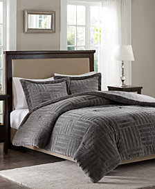 Madison Park Arctic 3-Pc. King/California King Comforter Set
