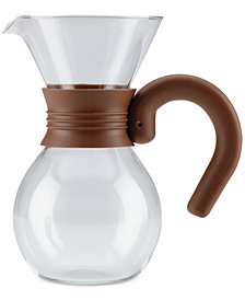 BonJour 20-Oz. Pour-Over Brewer & Pitcher