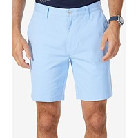 Nautica Men's 8.5-inch Stretch Classic-Fit Deck Shorts Deals