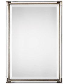 Uttermost Mackai Metallic Silver Mirror
