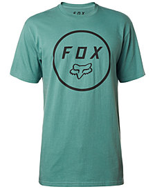 Fox Men's Settled Logo-Print T-Shirt