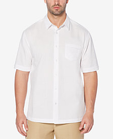 Cubavera Men's Big & Tall Seersucker Shirt
