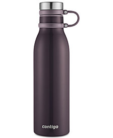 Contigo Thermalock Merlot Water Bottle