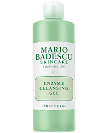 Mario Badescu Enzyme Cleansing Gel, 16-oz.