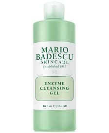 Mario Badescu Enzyme Cleansing Gel, 16-oz.