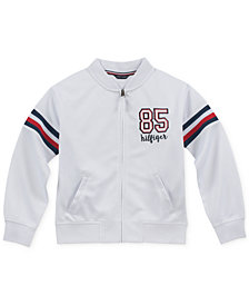 Tommy Hilfiger Big Girls Baseball Jacket