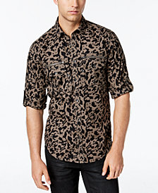 I.N.C. Men's Yesterday Shirt, Created for Macy's