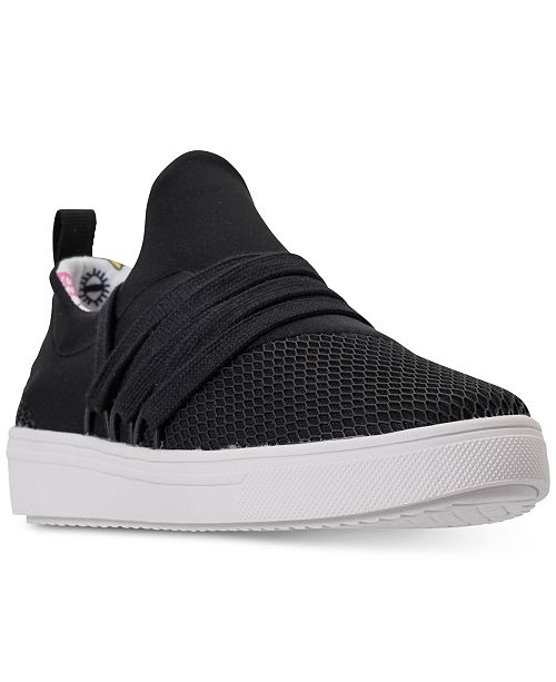4a6f7621a74 Steve Madden Little Girls  JLancer Casual Sneakers from Finish Line ...