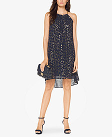 MICHAEL Michael Kors Embellished Star-Print Dress
