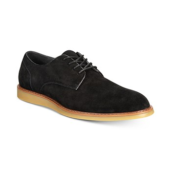 Bar III Men's Henry Suede Derby Shoes