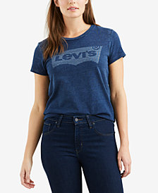 Levi's® Cotton The Perfect Tee Graphic T-Shirt