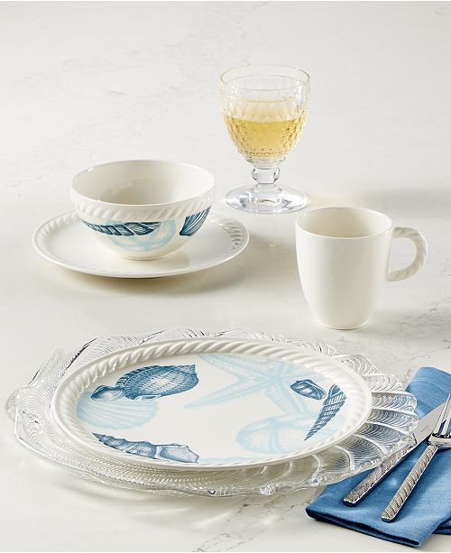 Villeroy & Boch Montauk  Beachside Dinnerware Collection