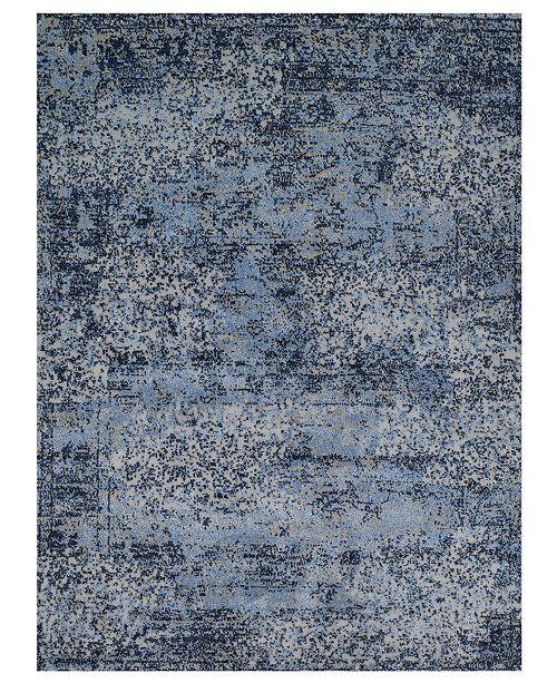 Rug Gallery Fusion Light Blue Grey