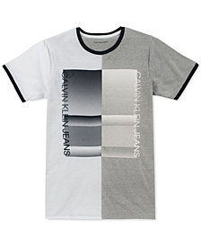 Calvin Klein Big Boys Graphic-Print T-Shirt