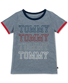Tommy Hilfiger Big Girls Tommy x 4 T-Shirt