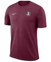 077efcdd68e Nike Men s Florida State Seminoles Dri-Fit Coaches T-Shirt