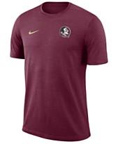 498be94c36a Nike Men's Florida State Seminoles Dri-Fit Coaches T-Shirt