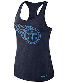 Nike Women's Tennessee Titans Dri-Fit Touch Tank