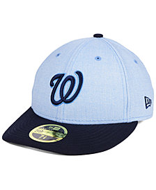 New Era Washington Nationals Father's Day Low Profile 59FIFTY Cap