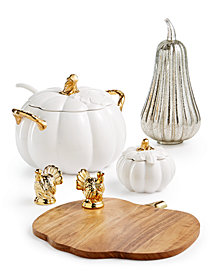 Martha Stewart Harvest Serveware Collection