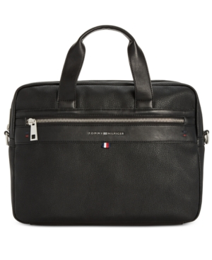 Tommy Hilfiger Men's Leo Briefcase