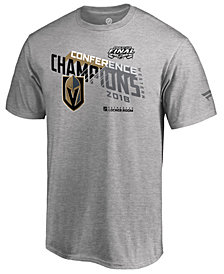 Majestic Men's Vegas Golden Knights Chip Pass Conference Champs T-Shirt