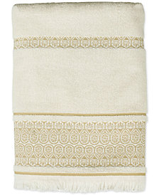 Saturday Knight Elephant Walk Cotton Jacquard Bath Towel
