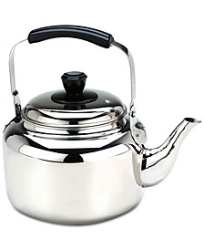 4.2-Qt. Stainless Steel Tea Kettle