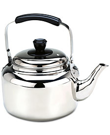 Demeyere 4.2-Qt. Stainless Steel Tea Kettle