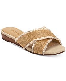 Aerosoles Just A Bit Slide Sandals