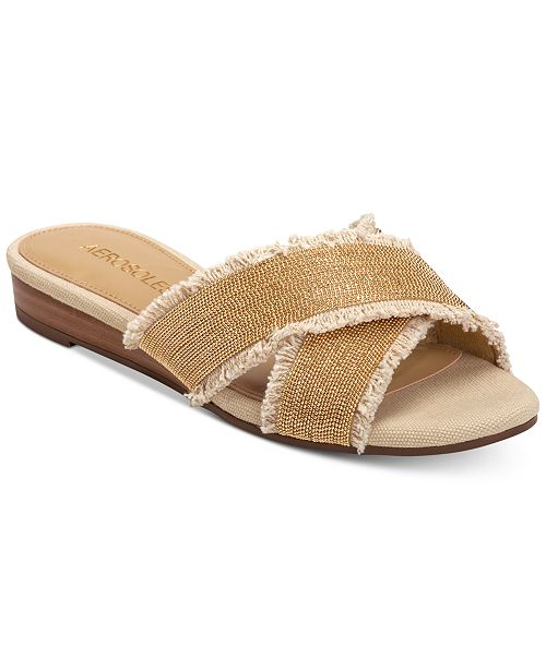 AEROSOLES® Just A Bit Slide Sandal MDWxpoXl
