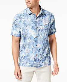 Tommy Bahama Men's El Medano Jungle Silk Shirt