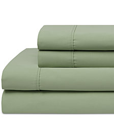 Cotton 420 Thread Count 4-Pc. Twin Sheet Set