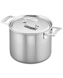 Demeyere Industry 8-Qt. Stainless Steel Stockpot
