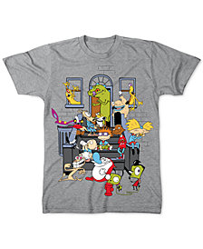 Freeze 24-7 Men's Rugrats Graphic T-Shirt