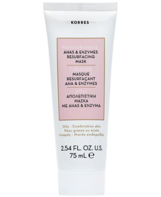 Pomegranate AHAs & Enzymes Resurfacing Mask