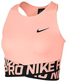Nike Pro Dri-FIT Cropped Racerback Tank Top