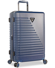 "Nautica Flagship 24"" Expandable Hardside Spinner Suitcase"