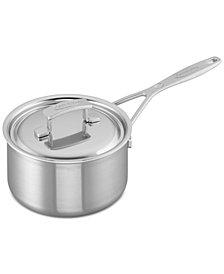Demeyere Industry 2-Qt. Stainless Steel Saucepan & Lid