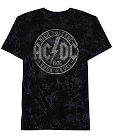 Hybrid Men's AC/DC Graphic T-Shirt