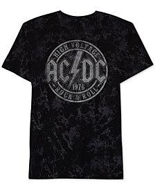 AC/DC Men's T-Shirt by Hybrid Apparel