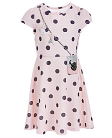 Disney Little Girls Minnie Mouse Purse Dress