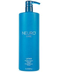 Paul Mitchell Neuro Care Lather HeatCTRL Shampoo, 33.8-oz., from PUREBEAUTY Salon & Spa