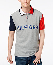 Tommy Hilfiger Men's Colorblocked Performance Polo