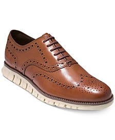 Men's ZeroGrand Wingtip Oxfords