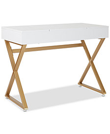 Durie Vanity Desk, Quick Ship