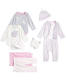 First Impressions Baby Girls Layette Gift Separates, Created for Macy's